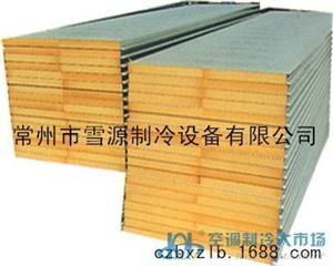 直销优质100mm聚氨酯冷库板