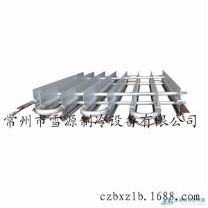 直销铝排管 冷库制冷设备