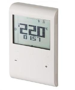 西门子地暖温控器RDE100.1