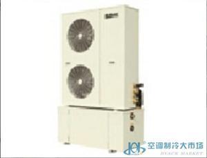 小型风冷冷热水机组风采系列