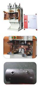 压缩机接线端子吸气管焊机