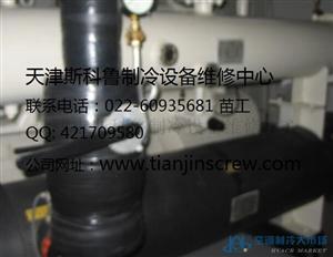 冰轮螺杆式制冷压缩机大修服务