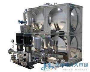 供甘肃无负压供水设备及兰州太阳能热水系统