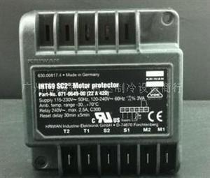 德国KRIWAN INT69SC2压缩机保护器