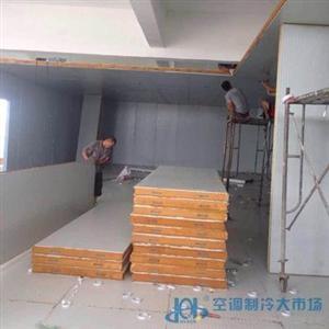 永州冷库安装工程