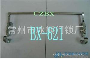 不锈钢冷库门锁不锈钢双联杆门把手BX-621