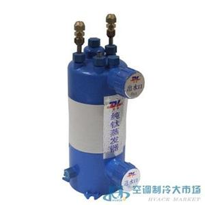 热泵换热器