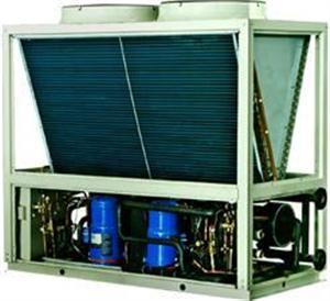 西屋康达全热回收空气源热泵机组