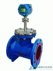 深圳水处理插入式涡轮流量计