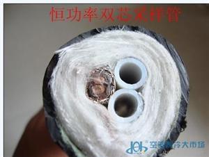 华阳生产一体化烟气伴热复合管
