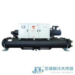 海尔R134a高温型水地源热泵机组