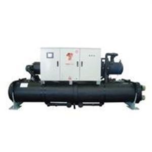 海尔水(地)源热泵机组(热回收)R22