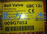 GBC型手动调节球阀 带有检测孔009G7052 4分