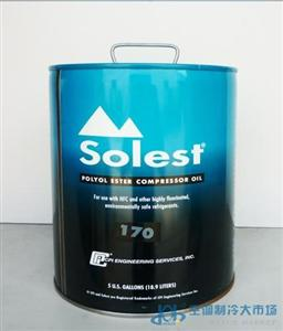 Solest 170冷冻油  环保冷媒冷冻油