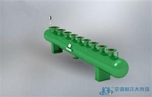 北京中央空调末端集分水器