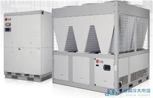 LG 模块式变频涡机组