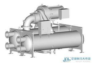LG H系列高效离心式冷水机组