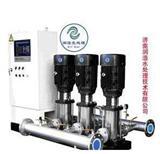变频供水设备 济南水处理设备 供水设备调试