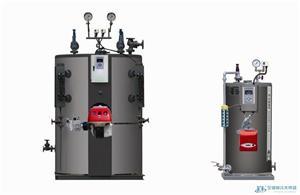 立式燃油燃气蒸汽锅炉/蒸汽发生器