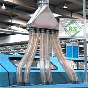 设备配套排风管,PU钢丝通风管