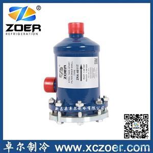 江苏制冷空调配件干燥过滤筒ZRA-4811 制冷机组零部件