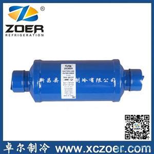 浙江制冷空调配件吸气管路用过滤器ZRX-2813 制冷机组