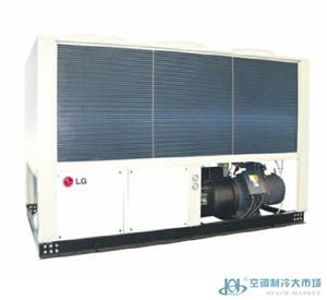 LG 风冷螺杆式冷水(热泵)机组