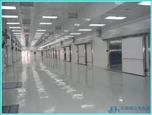 华都茂华专业冷库安装   冷库设计  大型冷库工程   冷