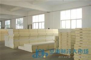 北京华都茂华专业生产聚氨酯冷库板    聚氨酯保温板