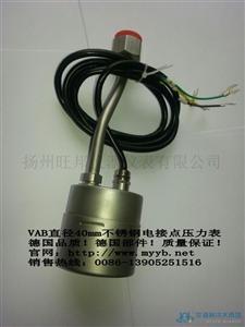 VAB电接点压力表系列