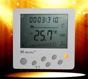 yck208电采暖 电地暖温控器