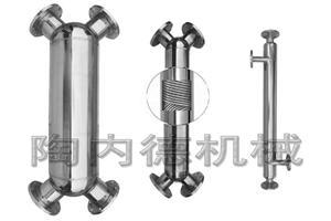 新型螺旋导流缠绕管换热器升级版