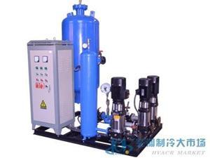 【NZP囊式落地式膨胀水箱―定压供水设备】