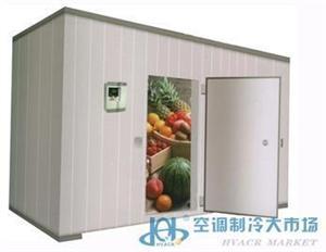 小型保鲜冷库,冷库造价