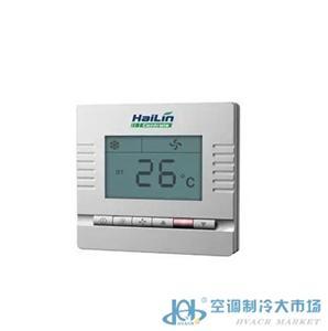 正品海林牌中央空调温度控制器HL2003DB2 风机盘管温控