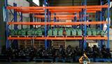 华都茂华专业冷库板生产厂家  聚氨酯冷库建造  冷库工