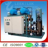 中韩合作 空调型 冷水机组 冷水系统