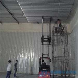 铝排冷库安装
