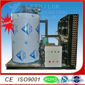 厂家生产风冷水冷制冰机500Kg―10Ton