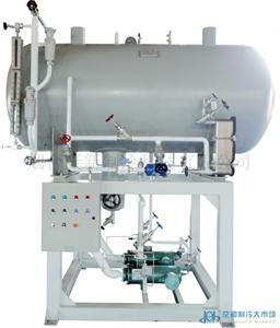 速冻冷库制冷设备满液式制冷桶泵机组青岛烟台