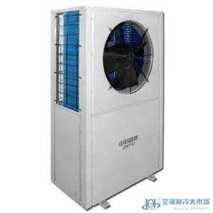河北唐山中科福德空气能采暖|超低温热泵|地暖机组