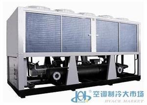 风冷螺杆式低温冷水机组,乙二醇冷冻机