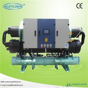 华利,水冷冷水机,螺杆式冷水机,水冷螺杆式工业冷水机