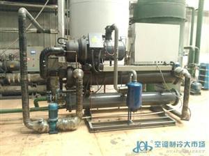 汉钟螺杆水冷中温冷水机组LSWS系列