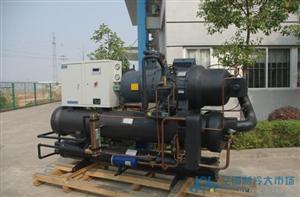 汉钟螺杆水冷低温冷水机组LSWS系列