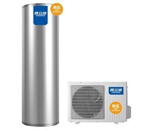 郴州地区安装凯立信水の星空气能热泵热水器