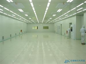 河南食品厂车间净化工程