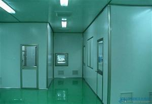 河南食品厂车间净化工程装修