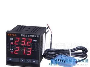 山东厂家直销高精度智能数显温湿度控制器 配温湿度探