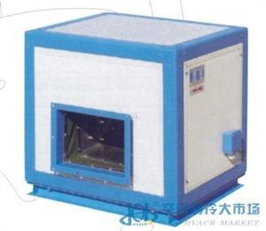 广州低噪音风机箱,柜式静音风机箱